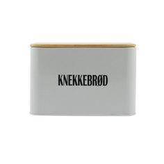 Knekkebrødboks Anton / When living in Norway
