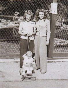 1943 La vie à Catalina Island - Divine Marilyn Monroe