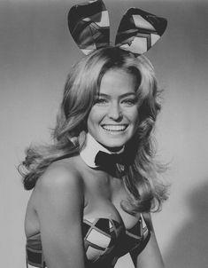 Farrah Fawcett as a Playboy Bunny ... 1970s