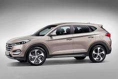 Hyundai Tucson (Autosalon Genf 2015): Sitzprobe - Bilder - autobild.de