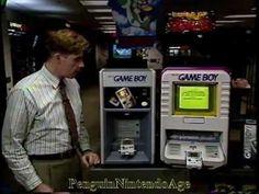 Nintendo Interactive Retail Store Displays