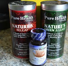 Looking for a Safe, All Natural Line of OTC Products? Check out Pure Health!