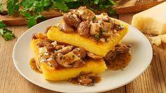 Polenta+mit+Steinpilzen+Rezept+»+Knorr