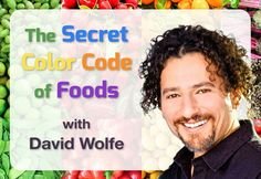 be healthy-page: THE SECRET COLOR CODE OF FOODS