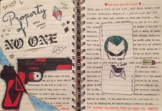 Harley Quinn and The Joker • Concept Art