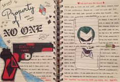 Harley Quinn and The Joker • Concept Art