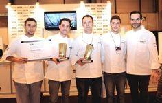 Juan Pablo Retes y Francisco Vicente Hernández ganan el XIV Campeonato de España de Cocineros y Reposteros - http://www.conmuchagula.com/2013/04/11/juan-pablo-retes-y-francisco-vicente-hernandez-ganan-el-xiv-campeonato-de-espana-de-cocineros-y-reposteros/