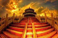 Китай: Храм Неба Тяньтань