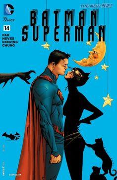 Batman/Superman (2013) #14 #DC #BatmanSuperman (Cover Artist: June Chung & Jae Lee) Relase Date: 10/1/2014