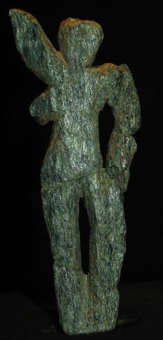 The Galgenberg Venus - said to be The oldest figurine of a woman apart from the Berekhat Ram figure ever found, was created around 30 000 B.C.
