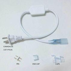 3528 LED strip US Power Plug For AC110V led strips #UnbrandedGeneric