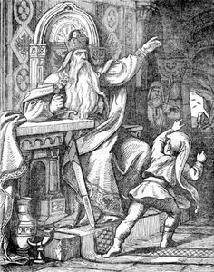 """Emperor Frederick Barbarossa (""""Redbeard"""") was around 35 years at the head of the   Holy Roman Empire. According to legend, he slumbers in Kyffhäuser until the kingdom needs him again."""