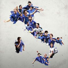 Ac Milan Kit, Italy National Football Team, Legends Football, International Football, Twitter, Soccer, Sports, Angels, Film