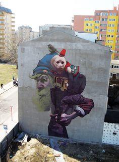 Etam : Monkey Business Warsaw,Poland, 2013