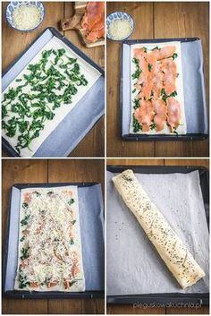 Baked Chicken Recipes, Fish Recipes, Cooking Recipes, Healthy Recipes, Food Platters, Savory Snacks, Food Design, Quiches, Creative Food