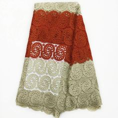 This african lace fabric look stunning! very good price. amazing here African Fashion Designers, Fashion Looks, Fashion Tips, Fashion Styles, Fashion Ideas, African Lace, Africa Fashion, Lace Fabric, Designer Dresses