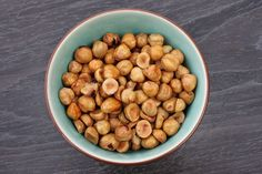How to Peel Hazelnuts - There are two ways you can remove the skins from hazelnuts, roasting or blanching. There are pros and cons to each method, and which you choose ultimately depends upon what you're needing the nuts for.