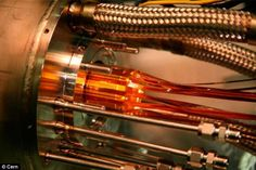Antimatter: Researchers at Cern, Geneva have worked to find out the secrets of antimatter. Some scientists have come believe that antimatter may actually be anti gravity as well.