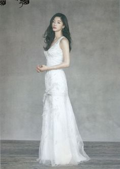 jun ji hyun ...you who came from the stars