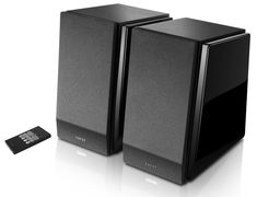 Edifier Active Bookshelf Speakers with Bluetooth and Optical Input Studio Monitor Speaker Builtin Amplifier with Subwoofer Line Out >>> You can find out more details at the link of the image-affiliate link. Home Audio Speakers, Monitor Speakers, Bookshelf Speakers, Built In Speakers, Bookshelves, Surround Sound Systems, Speaker Design, Speaker System, Electronic Gifts