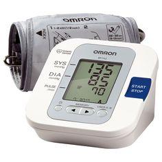 ICYMI: Blood Pressure Digital Monitor Upper Arm Series 5 Omron Intellisense Accurate
