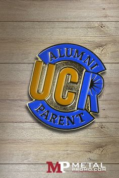 Heres a closer look at the coin weve created for the UCR Parents Association. Whatever organization, institution, agency, or group youre from, if youre looking for quality lapel pins, look here!