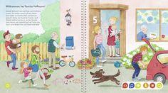 tiptoi® Mein Wörter-Bilderbuch: Unser Zuhause tiptoi® Bilderbuch: Amazon.de: Susanne Gernhäuser, Martina Leykamm: Bücher