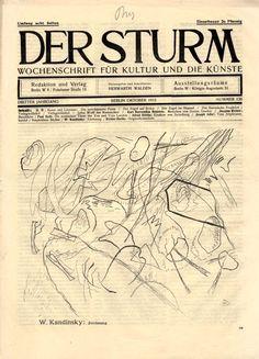 Der Sturm, Nr. 130, Oktober 1912