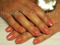 Acryl overlay with shellac