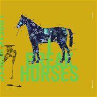 I Break Horses - Hearts 12 #illustration #vynil #design