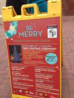 Be Merry in Portland!