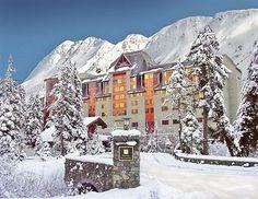 Alyeska Prince Hotel Resort - My honey took me there