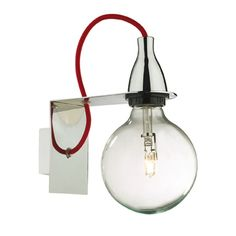Lampa Ideal Lux Minimal Cromo 45207 - Opinie i atrakcyjne ceny na Ceneo. Deco Luminaire, Luminaire Design, Farmhouse Fireplace, Stove Fireplace, Stove Accessories, Suspension Metal, Wall Lights, Ceiling Lights, Krakow