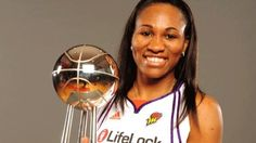 Temeka Johnson of the WNBA's Seattle Storm has been active in the community since she was a young girl. She learned the importance of helping others at a young age and it has been a way of life ever since. She started the H.O.P.E. (Heaven Open People's Eyes) Foundation in 2009 to provide inspiration to youth, families, and communities to help them to lead a healthier lifestyle. http://prosgiveback.com/temeka-johnson-has-hope-for-everyone/ #WNBA #charity #basketball #giveback