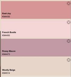 Here are my wedding colors!!! Dusty Rose, Lavender, blush pink, cream and (not pictured) sparkly gold!!