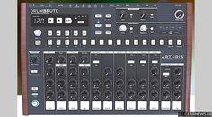 """Arturia bringt einen neuen Drum-Synthesizer-Sequencer namens DrumBrute. Ob die Sounds wirklich so """"Brute"""" sind, muss sich noch zeigen. Aber wir haben hier schon einmal die ersten Spezifikationen und Features:"""