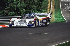 Porsche 956.007 - Stefan Bellof / Derek Bell > http://imaging.frays.de