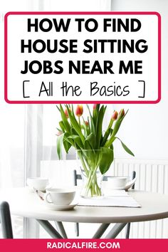 House Sitting Jobs is one of the most popular stay at home jobs. It has become one of the best ways for long-term budget travel, moving from one place to another location keeps the excitement going. You get to experience different cultures, and stay in a home without paying for accommodation. Do you want to become a house sitter? This must-have is for you! Make Money From Home, How To Make Money, Home Sitter, House Sitting Jobs, Pet Sitting, Good House, Looking For Someone, Free Tips, Home Jobs
