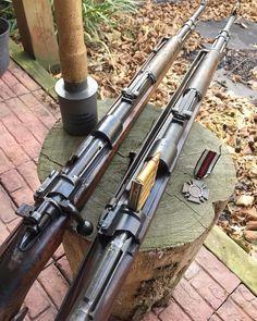 Survival Rifle, Ww2 Weapons, K98, Bushcraft, Hunting Rifles, Cool Guns, Military Weapons, Airsoft Guns, Guns And Ammo
