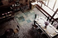5osA : [오사] :: * 빈티지 인더스트리얼 레스토랑 [조라 Boukhari] 스미냑의 'BISTROT', 쿠타 지구, 발리