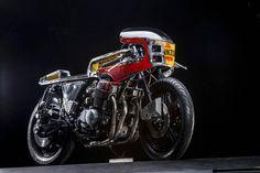 HONDA CB750 BY VIBRAZIONI ART DESIGN - Pin by Corb Motorcycles