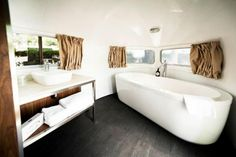 Luxe Urban Camping: The Hotel Daniel Airstream in Vienna : Remodelista