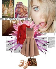 """Nothing"" by crazydita ❤ liked on Polyvore"