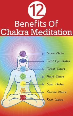 12 Amazing Benefits Of Chakra Meditation : This chakra meditation techniques are different from other meditation techniques and is a intense one. It detoxifies and unclogs the energy points of your body, enhancing and empowering you for a better life. Bef