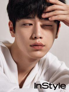 Seo Kang Joon in InStyle Korea August 2017 Gong Seung Yeon, Seung Hwan, Seo Kang Jun, Seo Joon, Asian Actors, Korean Actors, Korean Actresses, Seo Kang Joon Wallpaper, Park Hyung