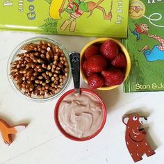 5 Healthy Go-To Snacks For Kids!