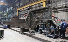 Custom Metal Fabrication, Steel Structure, Transportation, Architecture, Interior, Steel, Steel Frame, Arquitetura, Indoor