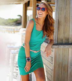Espectaculares vestidos cortos de moda | Colección de temporada