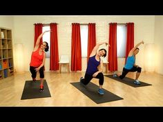 Cardio Warmup, 10 Minute Workout, Class FitSugar - YouTube