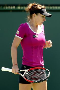 Simona Halep @ BNP Paribas Open 2013